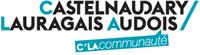 Logo-Castelnaudary Lauragais Audois - Partenaire BGE Ouest Audois
