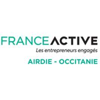 Logo France Active Occitanie - Partenaire BGE Occitanie