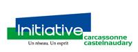logo initiative carcasonne castelnaudary - Partenaire BGE Ouest Audois