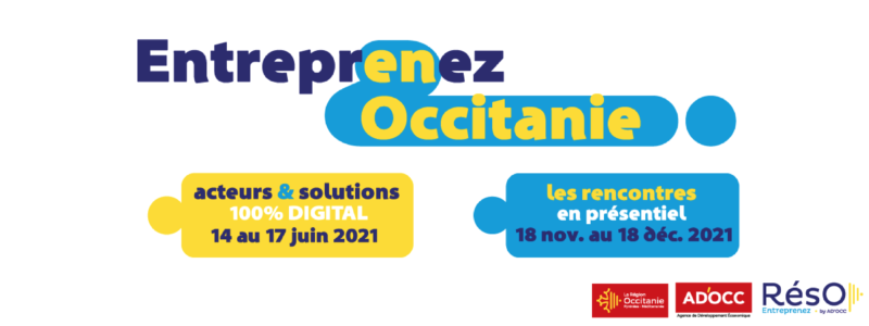 Entreprenez en Occitanie - visuel - juin 20212